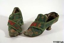 18th century : shoes