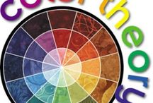 Color Theory / Color Theory is the backbone of Makeup Artistry. Here you will find many things I love about Color Theory.