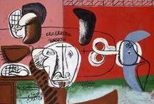 le corbusier, de kunstenaar / art