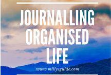 Journalling : Organised Life