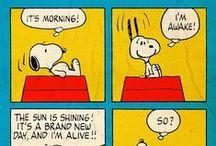 Peanuts Cartoons / Peanuts Cartoons