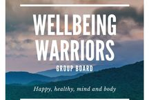 Wellbeing Warriors / A group board for all wellbeing pins - mental health, self care, fitness, healthy food, skincare - happy and positive posts please! Share the happiness and repin! To join, follow me @MillysGuide and message me or email lauren@millysguide.com