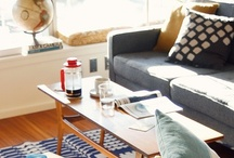 Living Rooms / by Carrie Jerrell