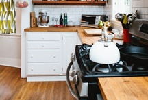 Kitchens  / by Carrie Jerrell