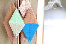 Inspiration. Crafts. / by Ashley Hutchison