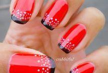 Nail polish ideas / by Jill Breier-Jaeger