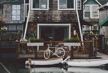 Homey / Homes | Houses | Dwellings / by Chris Kirby