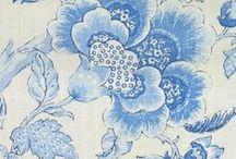 Vintage Textile Pattern / by Jackie Von Tobel