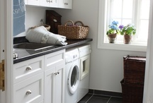 Mud room / Laundry