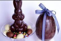 """Pâques / Notre sélection de recette pour fêter Pâques : des oeufs, de l'agneau et du chocolat bien sur ! """"  #easter"""
