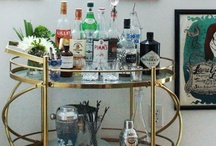 Bar Carts / by Carrie Jerrell