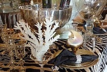 Table & Place Settings / by Gwendolyne Spare