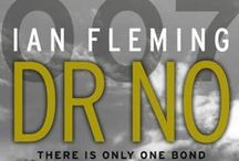 James Bond by Ian Fleming books & eBooks / Our collection of Ian Fleming's James Bond books and eBooks covers. Clicking on a jacket will take your through to Hive where you can purchase them and support your local independent bookshop.