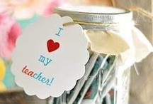 Teacher Appreciation / High School | Teacher Appreciation | Ideas