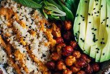 Vegan Recipe Ideas / Vegan food inspiration