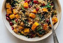 healthy vegetarian recipes. / mouthwatering vegetarian recipes.