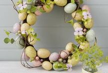 Easter Entertaining / Glamorous tableware and inspired crafts from Brissi to help you entertain in style this Easter.