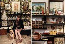 store | décor