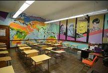 Classroom Decor - High School / High School | Classroom | History | Decor | Ideas