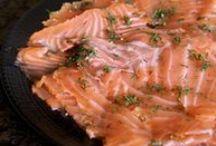 Saumon / Recettes et techniques pour cuisiner le saumon