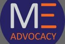 MEadvocacy / MEadvocacy.org A volunteer advocacy group providing education of Myalgic Encephalomyelitis [ME] (misdiagnosed as Chronic Fatigue Syndrome CFS in the USA) for patients, the public, USA government [Congress, HHS, NIH, CDC], & medical professionals; as well as promoting increase in biomedical research funding due to lack of funding for 30 years; correct diagnosis via the International Consensus Criteria for Myalgic Encephalomyelitis [ICC]; and raising awareness of the severely affected ME patients.