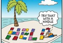 Book Humour! / We love a good chuckle and we love books!
