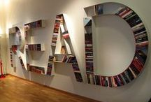 Amazing Bookshelves! / Our best picks for inspiring ways to store your most treasured books !