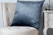 SS17 | Navy is the New Black / Blue is simple and foolproof yet sleek and stylish. Deeper shades of blue are tipped to be a hit this season in any room of the house - whether you fancy a complete room overhaul or just adding some classy accents around the house. In short, navy is definitely the new black. At Brissi we have echoed this trend in both textiles and ceramics this season. Blue is the perfect accent colour to play with as it pairs with any classic colour scheme.