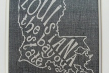All about Louisiana / by Sandy Mohon