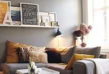 Home Inspiration / by Hayley Belton