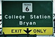 Visit Bryan-College Station / Bryan-College Station is a community rich in history and tradition located in Central Texas...but more importantly, it's home to Texas A&M University! Whoop! / by Texas A&M University