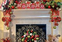 HOLIDAY DECORATING: Decorated with Heart / by TAMMY WAMBOLT