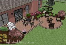 Patio&Garden  / by Dominique Todd