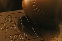 Our Chocolate / When it comes to chocolate, we're head over heels