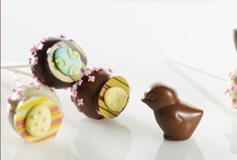 Our Easter Delights / GODIVA treats that even the Easter Bunny hopes to see in his basket