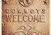 Cowboys & Westerns / by Beverly Smith-Green
