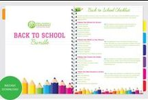 Back to School / Back to school tips and ideas for kids, teachers, staff, and busy Moms