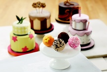 Our Cake Truffles / Created with Chef Duff Goldman - each truffle was inspired by his cake creations as well as his contagious culinary passion & imagination.