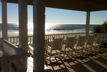 Beach / My Beach House dreams ~ from decor to location, anything can happen =) / by Molly Hayden Gold