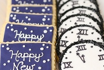 Organized New Year / All New Year including how to get organized and all kinds of fun party ideas too!