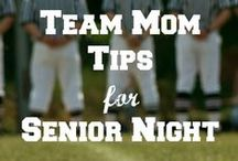 Team Mom Tips / All things organized and Team Mom useful ~ not to mention fun!