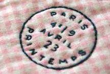 Paris Pink / by Sara Blue