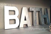 Bathrooms / by Dominique Todd