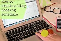 Blogging Tips / by Brandie Sellers