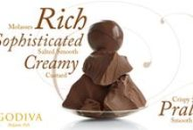 Our Milk Chocolate Lovers Truffle Flight / Discover milk chocolate's sophisticated side #TruffleTakeoff