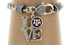 Aggie Bling / Showing your Aggie Spirit has never looked so good! / by Texas A&M University