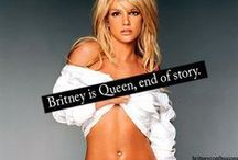 Britney Spears...Queen B / I just love love love Britney Spears...period!! / by Ashley Sutton