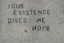 HOPE / Things that Give Me Hope #gmh