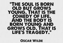 Oscar Wilde / by Brandie Sellers