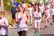 Color Me Rad 2014 / Running for a Cause